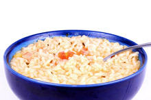 Risotto with Cream