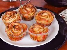 Rosettes with Syrup