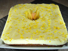 Russian Lemon Cake