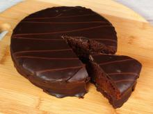Viennese Cake with Chocolate
