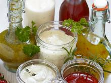 The Right Dressings for Fresh Salads