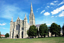 Катедрала в Солсбъри (Salisbury Cathedral)