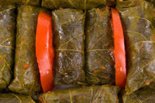 Canned Vine Leaves