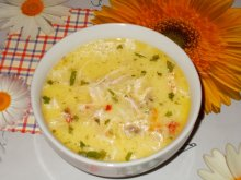Country-Style Chicken Soup