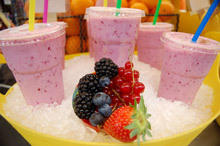 Fruit and Dairy Drinks