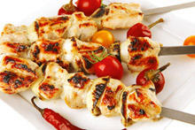 Rabbit Skewers