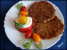 Economical Schnitzels with Mince