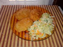 Schnitzels with Mince and Beer