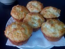 Lazy Man`s Feta Cheese Muffins