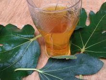 Fig Leaf Syrup