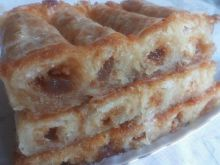 Syruped Phyllo Pastry Rolls with Turkish Delight