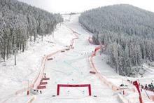Ski stars arrive in Bansko for a great place to ski
