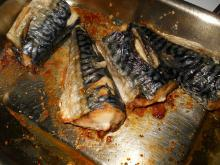 Oven-Baked Mackerel with Olive Oil