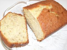 Sweet Bread with Bananas