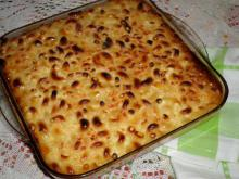 Sweet Oven-Baked Macaroni with Feta