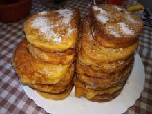 Sweet Fried Toast