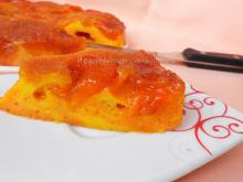 Juicy Cake with Apricots