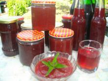 Strawberry Jam and Syrup