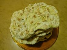 Pitas with Baking Soda