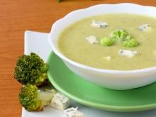 Blue Cheese Cream Soup