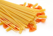 Mixed Spaghetti in the Oven