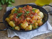 Spanish Chili Potatoes