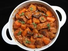 Beef with Carrots