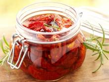 How to prepare dried tomatoes