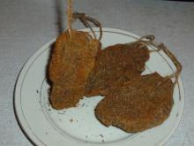 Dried Meat from Pork Tenderloin or Leg