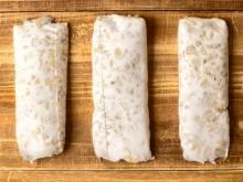 Tempeh is a Vegetarian's Meat Substitute