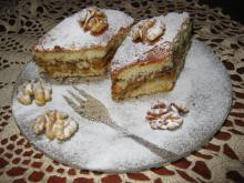 Pumpkin Cake with Walnuts