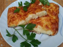 Zucchini with Cheese in the Oven