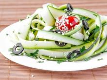 Irresistible Salads with Zucchini