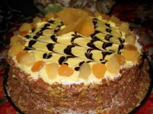 Pineapple Temptation Cake