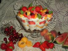 Trifle with Summer Fruits