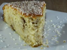 Turkish Cake with Yoghurt