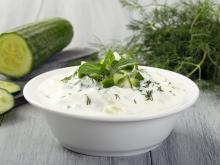 Tzatziki with Mint