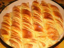 Twisted Phyllo Pastry