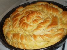 Yummy Twisted Phyllo Pastry
