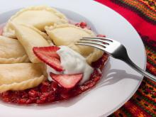 How to Make Meatless Pelmeni