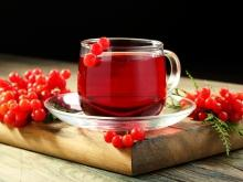 Folk Medicine with Guelder Rose