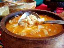 The Tastiest Tripe Soup