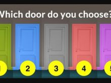 Pick a Door and See What your Future Holds!