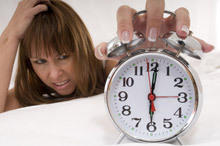 Suffer from insomnia? Look for problems in the workplace