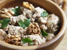 Antipasto with Walnuts and Garlic