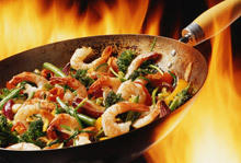 Run Wild with a Wok