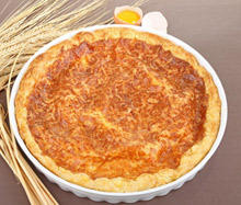 Milanese Cake with Cottage Cheese