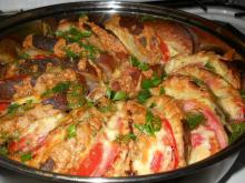 Casserole with Wholegrain Bread