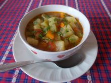 Easy, Healthy Vegetable Soup