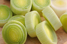 More Leeks, Less Cholesterol